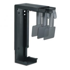 Newstar CPU-D100BLACK PC Bureausteun [1x 30kg, 30 - 53 cm, 8 - 22cm, zwart]