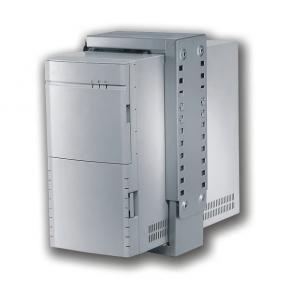 Newstar CPU-D100SILVER  PC Bureausteun [1x 30kg, 30 - 53 cm, 8 - 22cm, zilver]