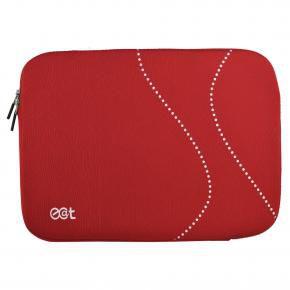 Ecat ECSLDOT10R dot sleeve 10.2 inch, red