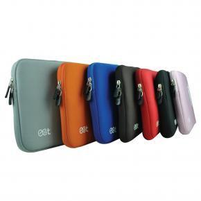Ecat ECSLDOT10OR dot sleeve 10.2 inch, orange