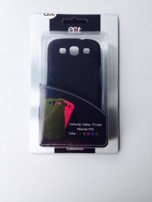 Ecat ECCLTS301B Samsung Galaxy S3 Case PVC Black