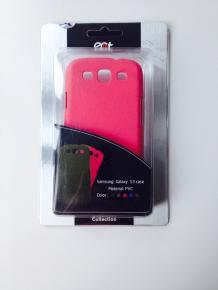Ecat ECCLTS301R Samsung Galaxy S3 Case PVC Red