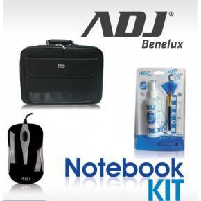 ADJ 180-00101 Notebook Kit 17'' ADJ Easy Bag + Cleaning kit + Mouse