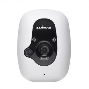Edimax IC-3210WK Smart Indoor Security Camera [mUSB/ AA, Night mode IR-LED, 3m, Remote management]