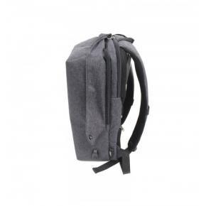 ADJ 180-00036ADJ Sherlock Secure Backpack [13.3 inch - 15.6 inch, Grey]