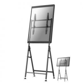 Newstar PLASMA-M1000 Flat-screen floor stand [1x 32-55 inch, 35kg, 108cm, 200x200/ 400x400mm, Black]