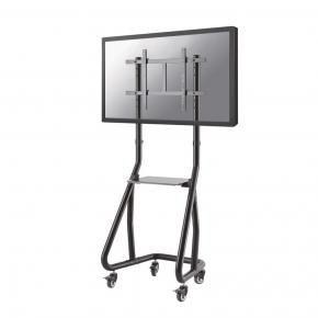 Newstar NS-M3600BLACK Flat screen TV floor stand [1x 80 kg 37 - 80 inch, 200x200/ 600x400 mm, Black]
