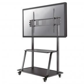 Newstar NS-M4000BLACK Flat screen TV floor stand [1x 150 kg, 60 - 105 inch, 200x200/ 1000x600 mm]