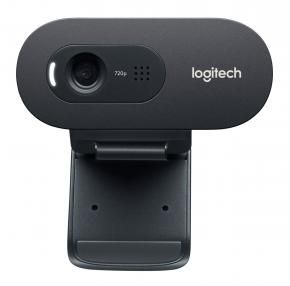 Logitech C270 HD Webcam [USB2.0, 3MP 1280 x 720, 1.5 m, Black]