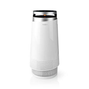 Luchtreiniger met HEPA-filter, voor schone, zuivere lucht Geschikt voor ruimtes tot: 20 m² | Clean Air Delivery Rate (CADR): 130 m³/h | Luchtkwaliteitsindicator