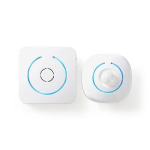 Zoemer Bewegingsdetector Home Security | 8 ringtones | Seint met licht en geluid