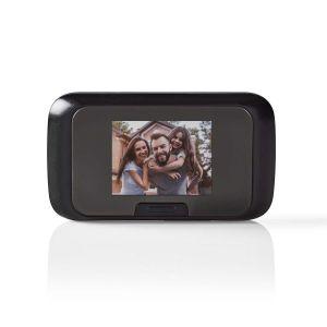 "Videodeurspion | 2,8 Kleuren-LCD | Foto/Video-Opname | Stand-Alone"""