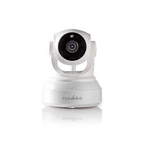 IP-beveiligingscamera | 1280x720 | Zwenken en kantelen | Wit