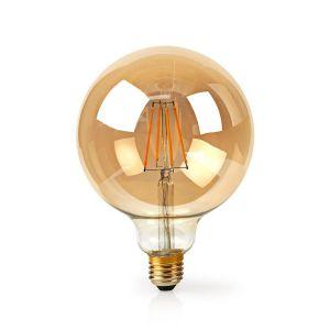 Wi-Fi Smart LED Filament Lamp   E27   125 mm   5 W   500 lm