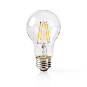 Wi-Fi Smart LED-Lamp   Filament   E27   Wit   A60
