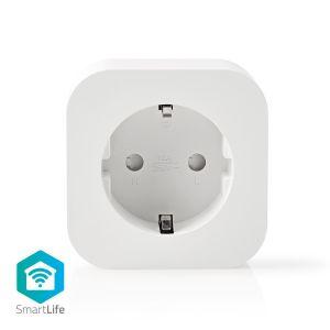 WI-FI Smart Stekker   2500 W   Schuko / Type-F (CEE 7/7)   -10 - 45 °C   Android & iOS    Wit
