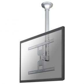 Newstar FPMA-C400SILVER LCD plafondsteun [35kg, 32 inch-60 inch, 200 x 200 mm, 600 x 400 mm, 640 - 1040 mm]