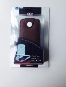 Ecat ECCLTIP501C iPhone 5 Case Brown