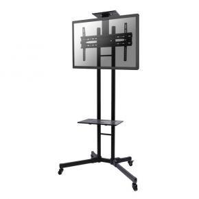 Newstar PLASMA-M1700E verrijdbaar flatscreen meubel [Zwart]