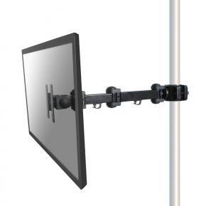 Newstar FPMA-WP300BLACK Flat-screen pole mount [1x 10 - 30 inch, 10kg, PTR, 75x75/ 100x100 mm]