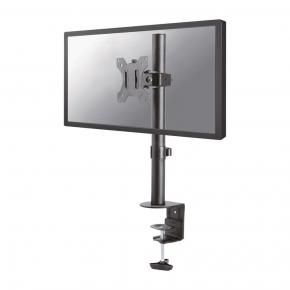 Newstar FPMA-D510BLACK Flat screen desk mount [Clamp/Bolt, 1x 8kg, 10 - 32 inch, 100x100 mm, Black]