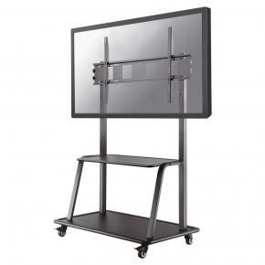 Newstar NS-M4000BLACK Flat screen TV floor stand [1x 150 kg, 60 - 105 inch, 200x200/ 1000x600 mm]