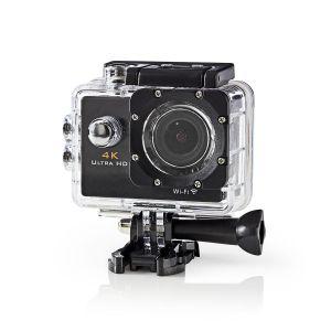 Actioncam | Ultra-HD 4K | Wi-Fi | Waterdichte behuizing