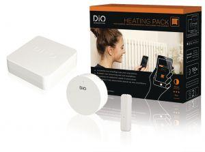 Smart Home Centrale Verwarmingsset 433 MHz / 868 MHz
