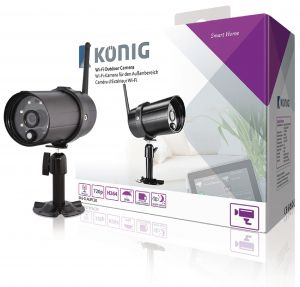 HD Smart Home IP-Camera Buiten 720P