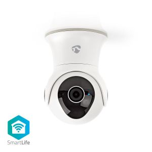 Wi-Fi smart IP-camera | Draaien/Kantelen | Full-HD 1080p | Buiten | Waterbestendig